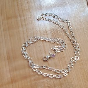 Origami owl necklace